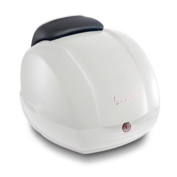 Topcase 36 Lit. Bianco Innocenza (544) GTS 125/300ie SUPER Euro4 RTS/HPE ab Bj.2019-
