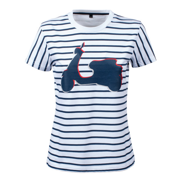 T-Shirt VESPA Damen - GRAPHIC Shape