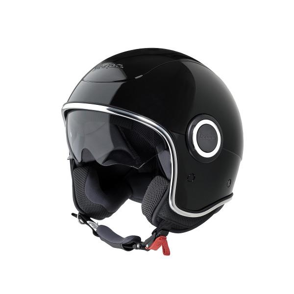 "Jet-Helm Vespa ""VJ-1"" schwarz"