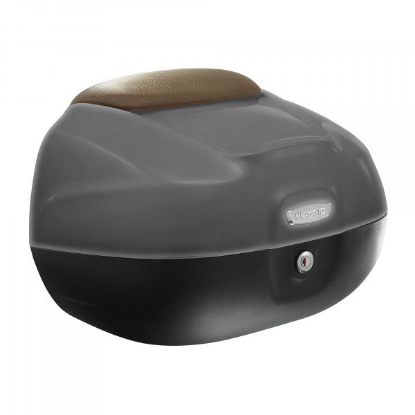 Topcase 37 Lit. Grigio Opaco (785/A) BEVERLY 300/350ie ABS E4 ab Bj.2018-