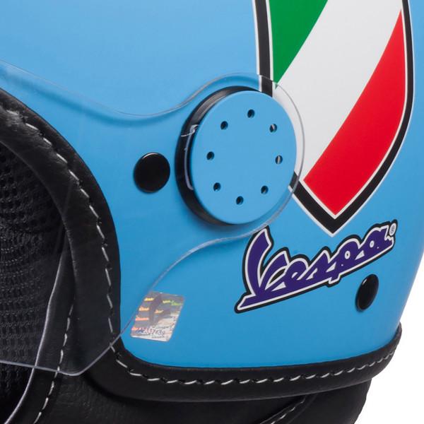 Visierschrauben für V-Stripes Helm, hellblau