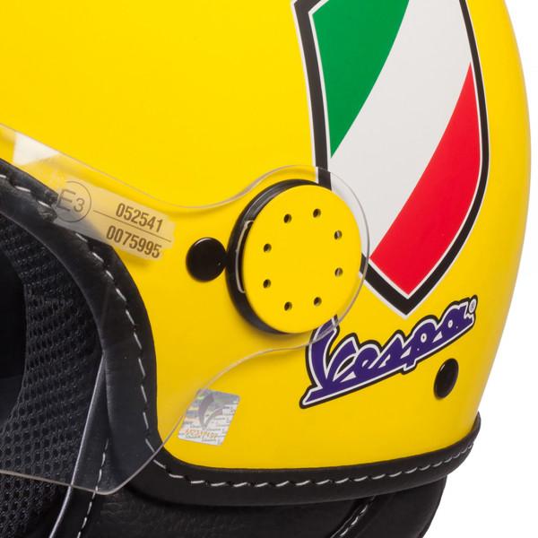 Visierschrauben für V-Stripes Helm, gelb