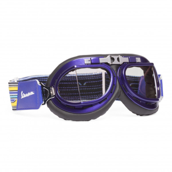 Brille VESPA Schutzbrille blau