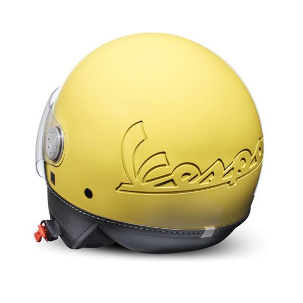 "Jet-Helm Vespa ""Visor 3.0"" giallo 983/A"