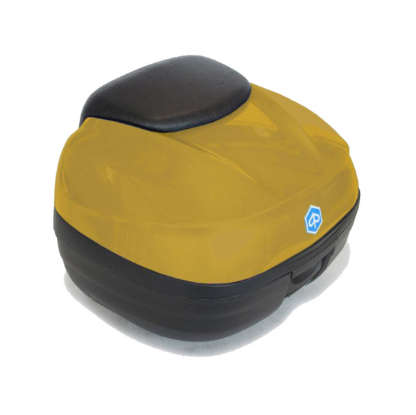 Topcase 37 Lit. Oro Opaco (LE) MP3 500hpe Sport Advanced LT ABS/ASR E4 ab Bj. 2019-