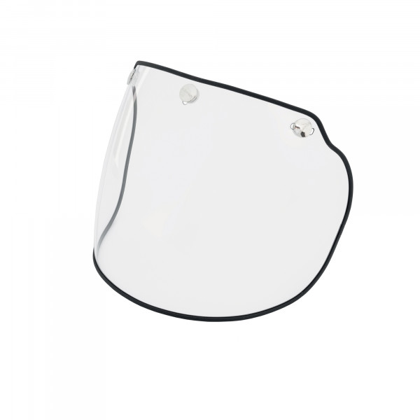 "Visier für Vespa-Helm ""COLOR"" Bubble, klar"