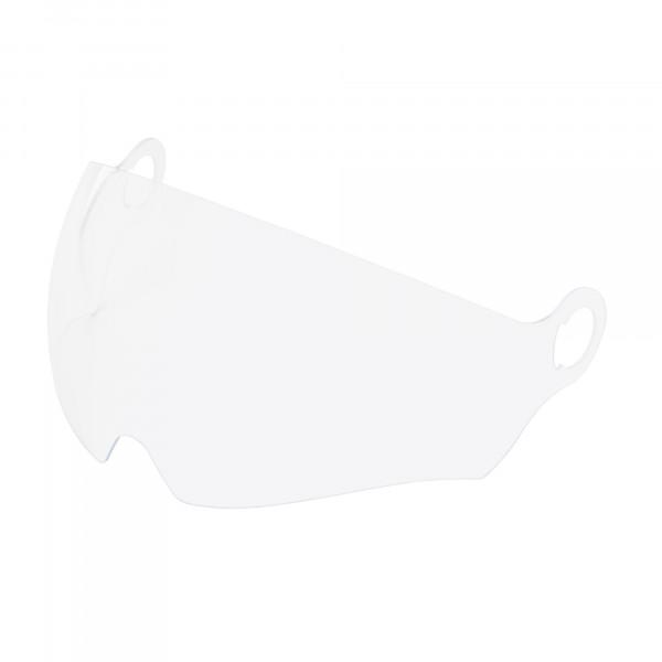 Visier mit Nasenausnahme für V-Stripes Helm, klar