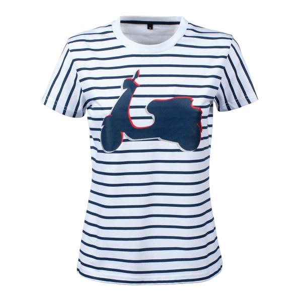 T-Shirt VESPA Damen - GRAPHIC Shape