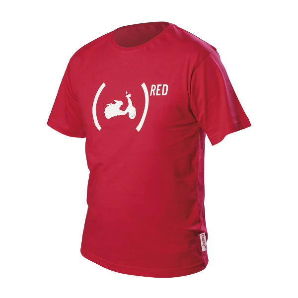 T-Shirt - VESPA 946 RED® rosso passione 894 Gr.M