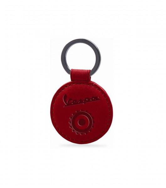 Schlüsselanhänger OPEN in Rot