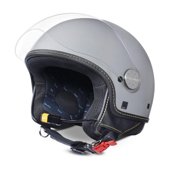 Jet-Helm Vespa Visor BT grigio 715/C Super Tech