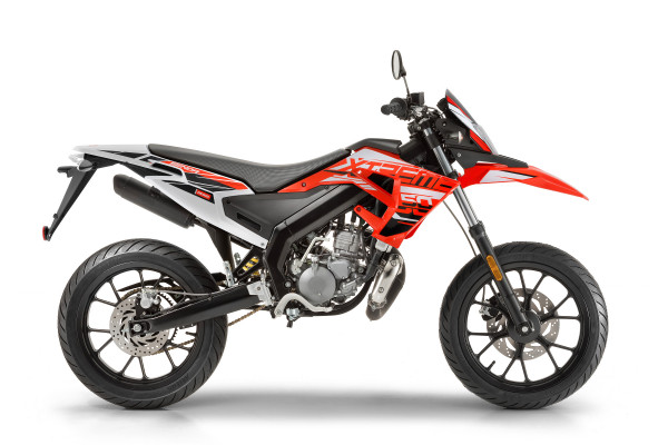 Derbi Senda DRD X-Treme SM 50 Low Seat