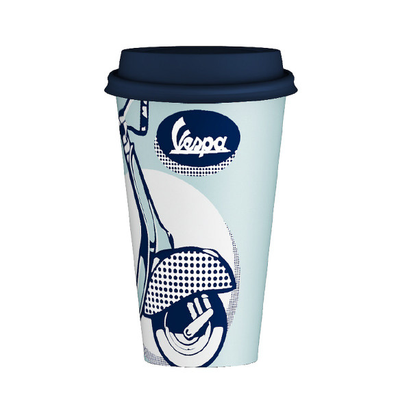"Vespa Becher ""Coffee to Go"""