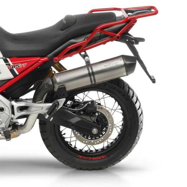 Moto Guzzi ARROW Endtopf Titan V85 TT