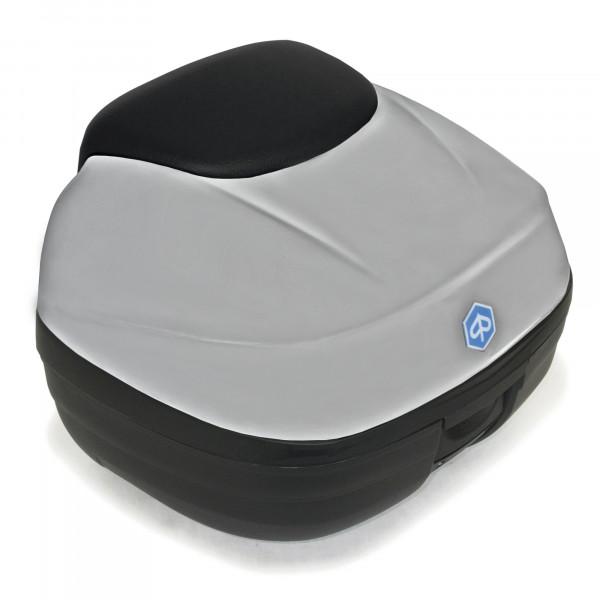 Topcase 37 Lit. Grigio (760/B) MP3 300hpe LT ABS/ASR E4 ab Bj.2019-