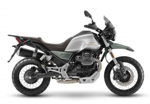 Moto Guzzi V85 TT Centenario E5