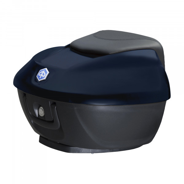Topcase 36 Lit. Blue Opaco (290/A) BEVERLY 300ie S/350ie Sport Touring ABS E4 ab Bj.2019-