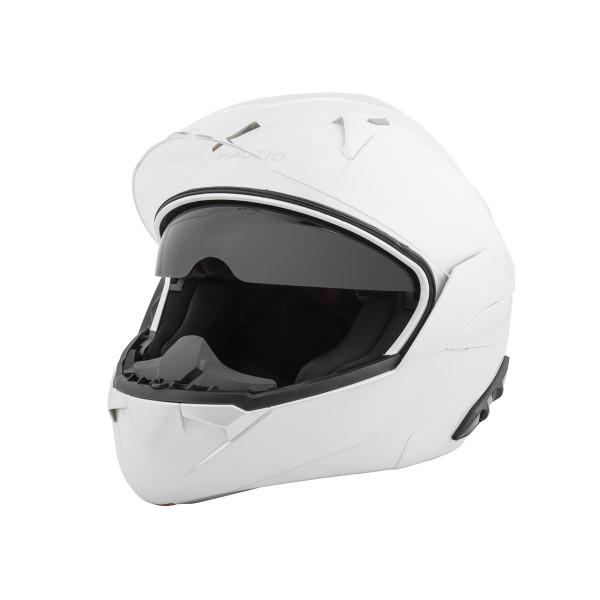 Piaggio Modular Helm weiß
