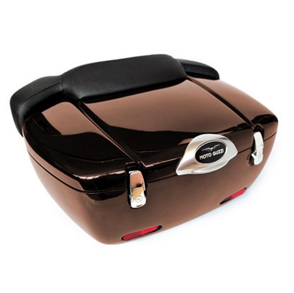 Topcase 65 Lit. braun California 1400 Touring/Custom Bj.2012-2017
