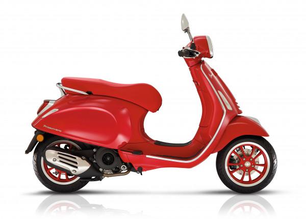 Vespa Primavera RED 125 E5