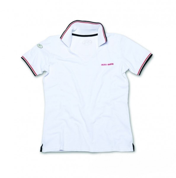 Polo-Shirt MOTO GUZZI Original Damen