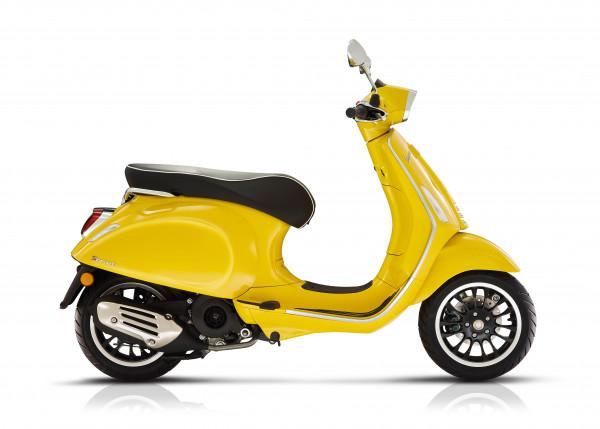 Vespa Sprint 50 E5