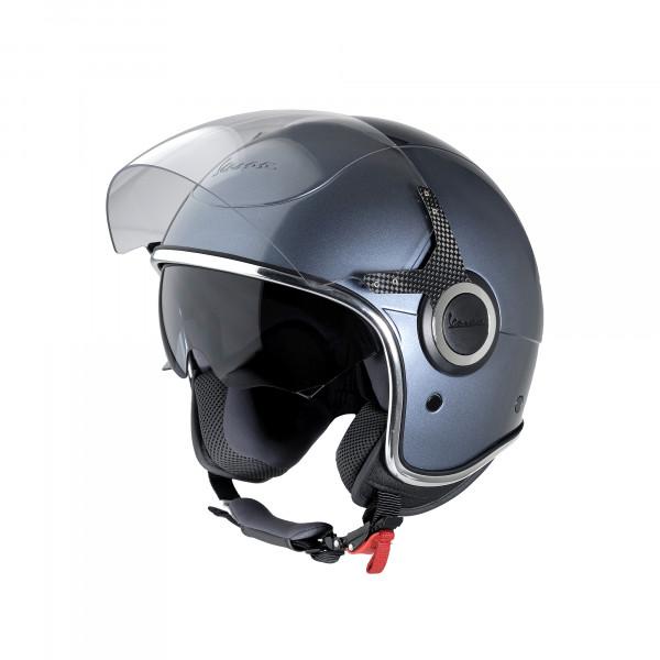 Jet-Helm Vespa VJ grigio dolomiti Gr.XL