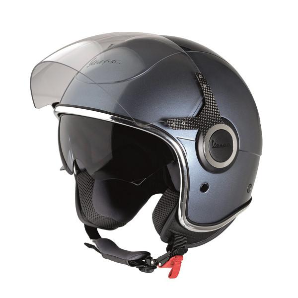 "Jet-Helm Vespa ""VJ"" grigio dolomiti"