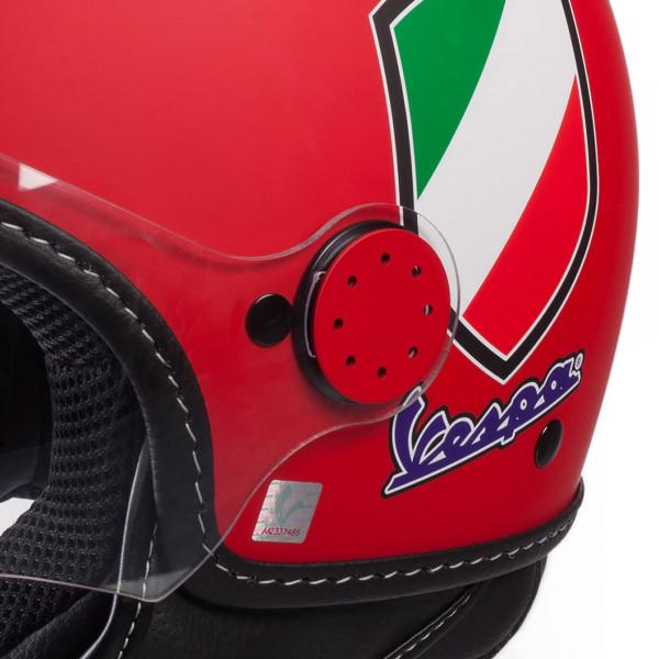 Visierschrauben für V-Stripes Helm, rot