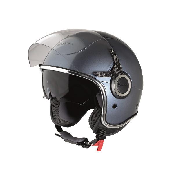 Jet-Helm Vespa VJ grigio dolomiti Gr.L