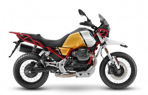 Moto Guzzi V85 TT Evocative E5