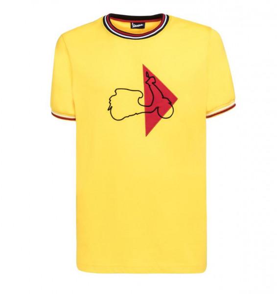 T-Shirt VESPA Herren - MODERNIST
