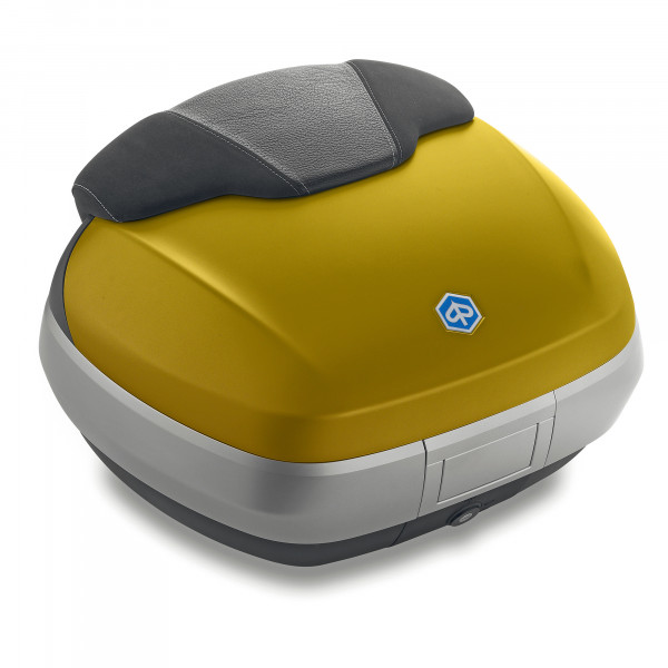 Topcase 50 Lit. Oro Opaco (LE) MP3 500hpe Sport Advanced LT ABS/ASR E4 ab Bj. 2019-