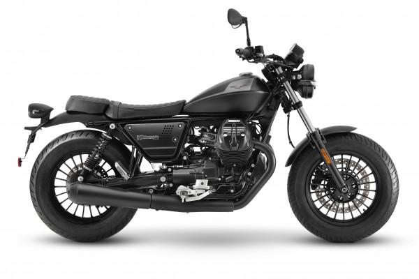 Moto Guzzi V9 Bobber E5